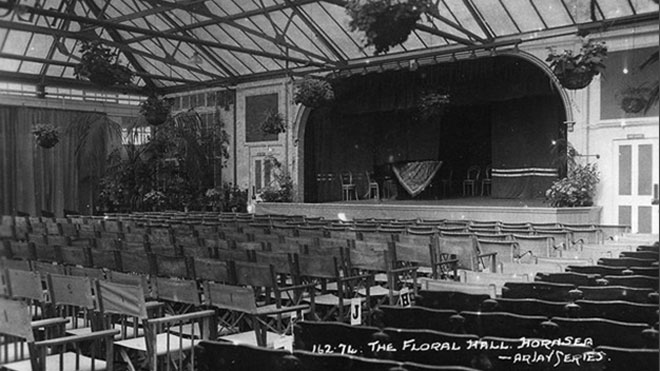 Floral Hall Stage